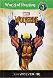 img - for This Is Wolverine (World of Reading, Level 1) book / textbook / text book