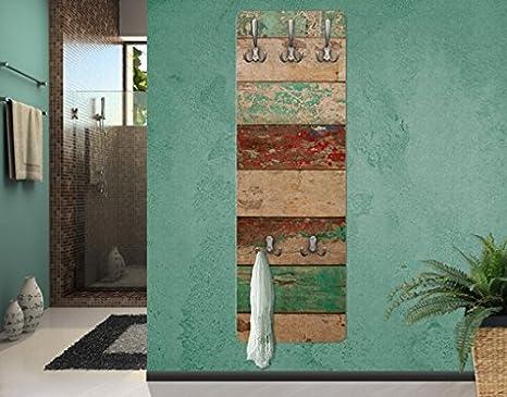 Perchero de diseño - Maritime Shelves - natura: Amazon.es: Hogar
