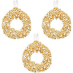 (3 Pack) Vita Prima Swing Ring Popped Multi-Grain Topping