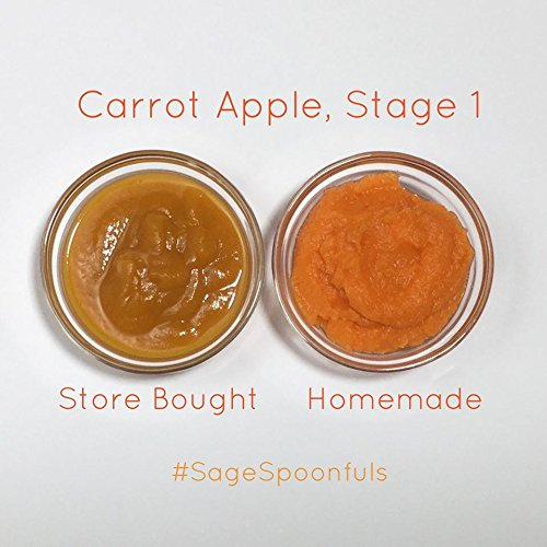 Sage Spoonfuls Glass Homemade Essentials Package