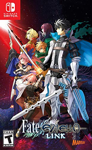 Fate Extella Link Standard Edition Nintendo Switch