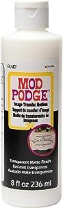 Mod Podge Transfer Medium, Clear, 8 oz