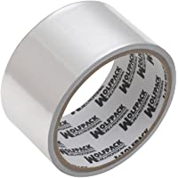 Wolfpack 14060122 Cinta Adhesiva Aluminio 48mmx 5m