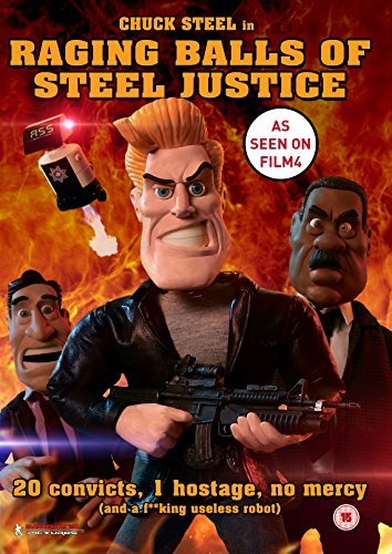 Raging Balls of Steel Justice [ NON-USA FORMAT, PAL, Reg.0 Import - United Kingdom ] by Mike Mort