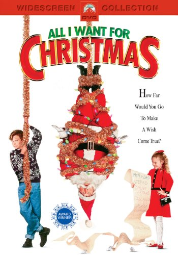 All I Want For Christmas -  DVD, Rated G, Robert Lieberman