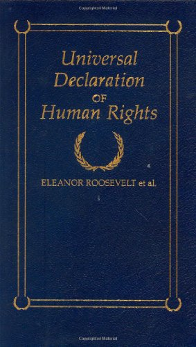 Universal Declaration of Human Rights (Little Books of Wisdom)