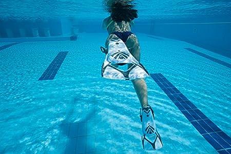 Aqua Sphere Zip Vx Aleta de Entrenamiento de nataci/ón Unisex Adulto