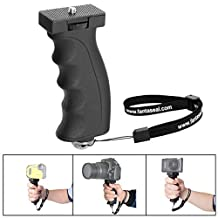 Fantaseal® Waterproof Camera Grip Ergonomic Underwater Rugged Action Camera Camcorder Grip Handle for Canon PowerShot D10 D20 D30 Casio EXILIM EX-FR100 EX-FR200 Fisher-Price Kid-Tough Fujifilm FinePix XP50 XP60 XP70 XP75 XP80 XP85 XP90 Kodak EasyShare Sport C123 SP360 Ion Air Pro 1 Air Pro 2 Air Pro 3 Contour ROAM3 Contour ROAM2 Ivation Knox Dual LCD Olympus TOUGH Tough TG-4 Stylus TG-860 Tough Stylus TG-870 Nikon COOLPIX AW110 Grip Holder Handheld Stand Hand