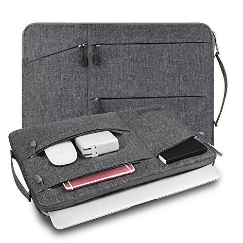 WIWU 13-13.3 Inch Laptop Sleeve Case with Handle for Macbook