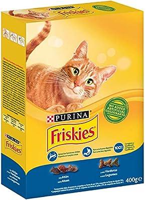Purina Friskies Comida para Gato - 400 gr