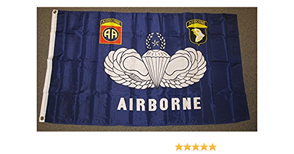 Collectables & Art Collectables 3x5 US Army Airborne 82nd and ...