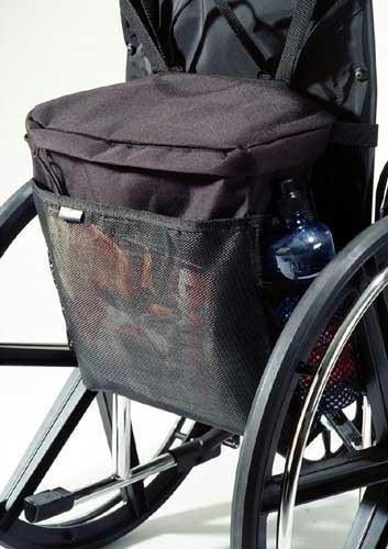 Juego de mochila para silla de ruedas además de para llevar la-de texto en