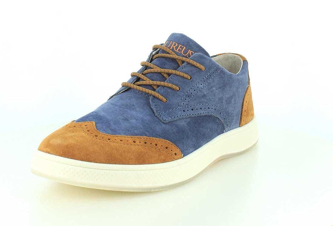 ae9b8b001c94 Aureus Men s Supra Nubuck Leather Low Top Oxford Shoe  Amazon.ca  Shoes    Handbags
