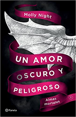 Almas mortales - Un amor oscuro y peligroso 01, Molly Night (rom) 51UFL1UgBLL._SX323_BO1,204,203,200_