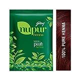 Godrej Nupur Henna Natural Mehndi for Hair Color