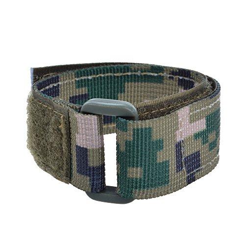 Cosmos ® Camouflage Wireless WiFi Remote Hand Wrist Armband Strap Magic Tape/Velcro Belt for Gopro Hero 4/Hero 3+/Hero 3