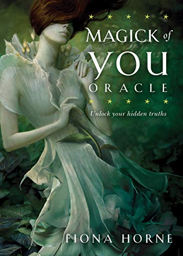 The Magick of You Oracle: Unlock your hidden truths (Rockpool Oracle Card) Paperback – 8 Aug. 2019