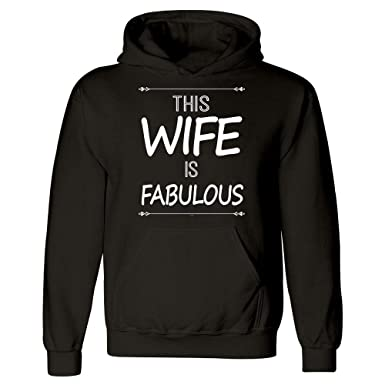 Hoodie BADASS REPUBLIC for Wife from Husband
