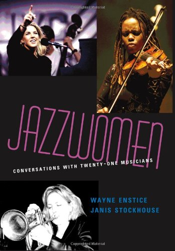 Jazzwomen: Conversations With Twenty-One Musicians (Includes CD)