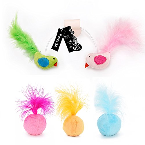 Parts3A Cat Toys,Kitten Toys Increases IQ and Keep Your Pet Active. by Parts3A (Image #6)