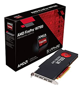 Sapphire AMD FirePro W7100 8GB GDDR5 FirePro W7100 8GB GDDR5 ...