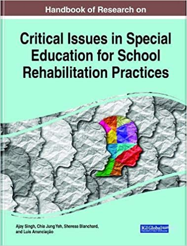An Interview with Ajay Singh: Handbook of Research on Critical Issues in Special Education for School Rehabilitation Practices