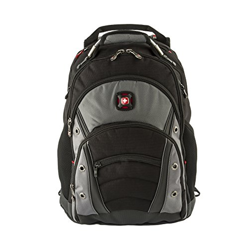Wenger Synergy Backpack, Gray (Wenger Notebook)