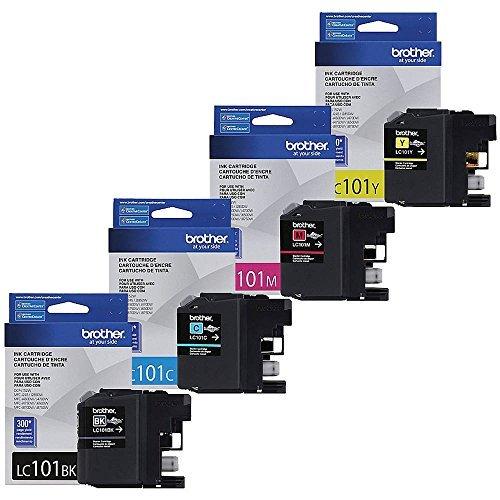 (Brother MFC-J470DW Standard Yield Ink Cartridge Set)