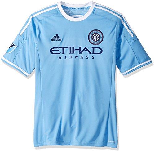 MLS New York City FC Men's Replica Short Sleeve Team Jersey – DiZiSports Store