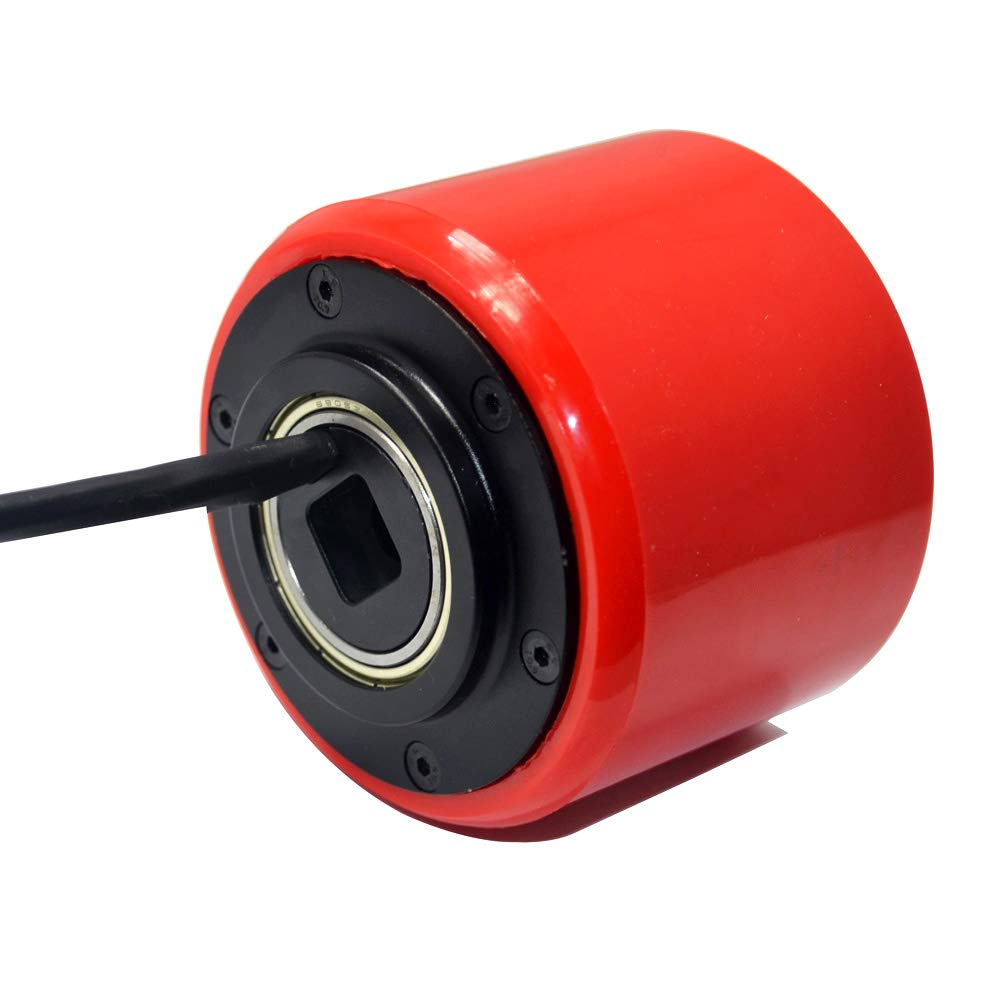 5065 70mm 200W/&8352 83mm 24v//36v 260W Brushless Outrunner Hub Motor PU Wheel 5 inch 130mm//250mm Dual Drive Truck 7 inch 177mm//243mm Normal Truck for Longboard Mini Scooter DIY Electric Skateboard