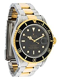 Rolex Submariner automatic-self-wind mens Watch 116613 (Certified Pre-owned)