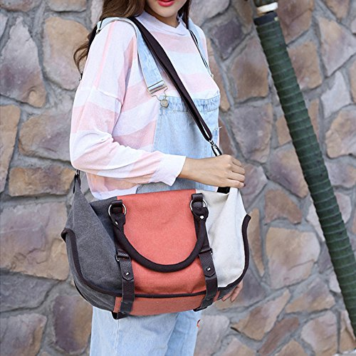 Orange Canvas Joint Bag Divided Totes The Woman Bag Bag Logobeing Choice Shoulder Tote Woman Of First Fashion ZEqFwcdg