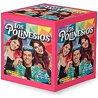 Caja de estampas Los Polinesios (250 estampas)