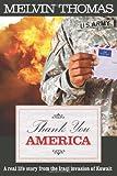 Thank You America, Melvin Thomas, 1463688628