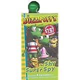 The Shy Super Spy