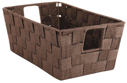 Whitmor Woven Strap Small Storage