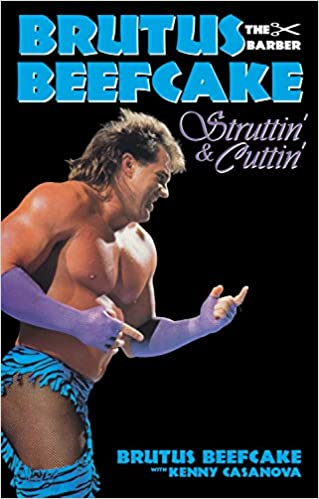 Image result for Brutus Beefcake Book