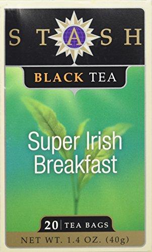 Stash Premium Black Tea Super Irish Breakfast -- 20 Tea - Super Irish Breakfast