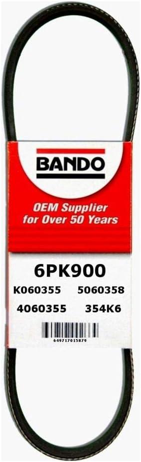 CRP INDUSTRIES 6PK2365 Replacement Belt