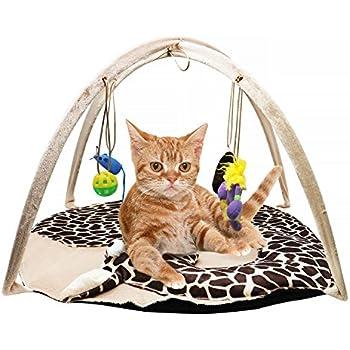 Amazon Com Sundlight Interactive Cat Activity Play Mat