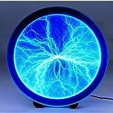 Eurolite Plasma-Scheibe in blau