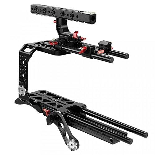 Camtree Hunt cámara jaula para BlackMagic Ursa Mini 4 K & 4.6 K ...
