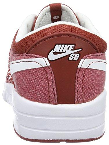 Nike SB Boston Max Skateboarding Schuhe Dunkler Cayenne / Weißer Drk Cayenne