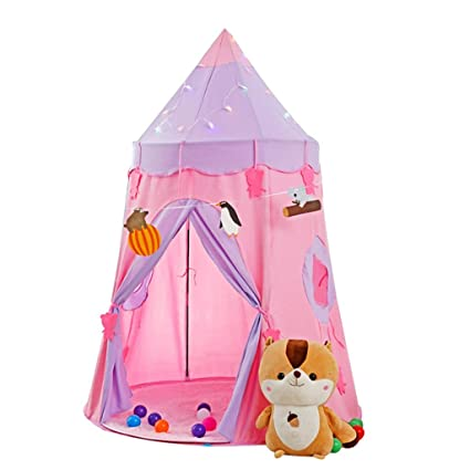 Play Tents Tent For Girls Kids Game Tent With Floor Mat Toys