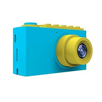 MAGENDARA Kids Digital Camera HD 1080P Children Camera 2.0 Inch Screen Toy Camera Boys Girls Birthday, Blue: Toys & Games