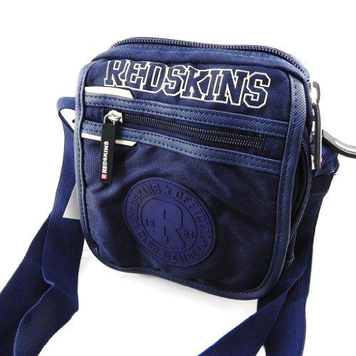 Borsa a tracolla Redskins navy.