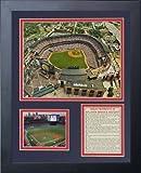 "Legends Never Die ""Atlanta Braves Turner Field"" Framed Photo Collage, 11 x 14-Inch"