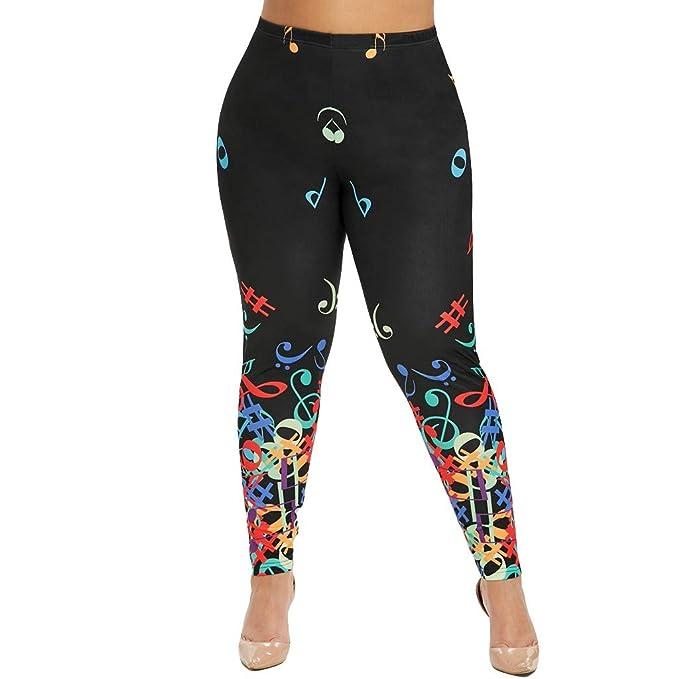 cinnamou Pantalon Yoga Mujer, Casual Leggins Fitness ...