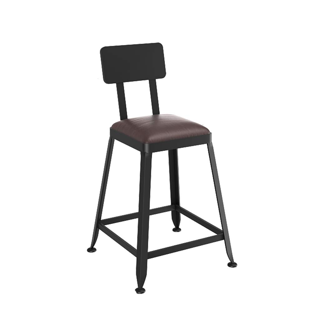 Kitchen Stools Chair for Breakfast Bar, Counter, Kitchen and Home Barstools-A