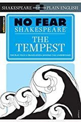 No Fear Shakespeare: The Tempest Paperback